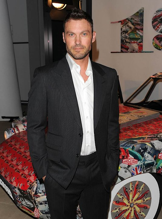 Brian Austin Green Jaguar Design