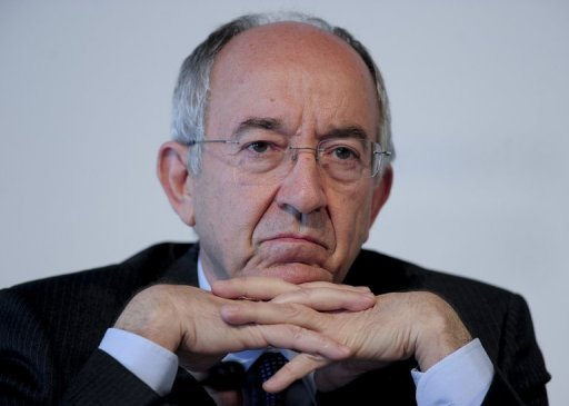 News that the Bank of Spain governor will leave his post early is adding to market anxiety