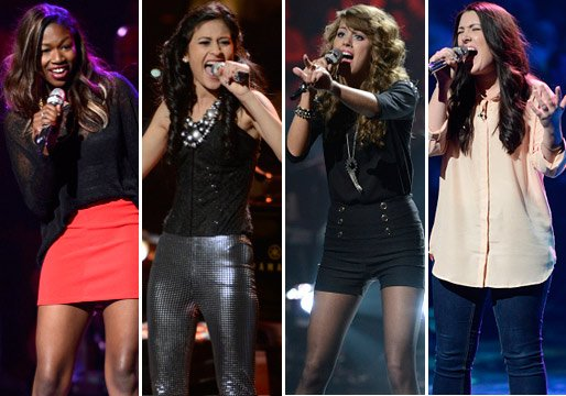 American Idol Vegas Round (Part 1) Recap: Sudden Death and the Maidens [Updated]