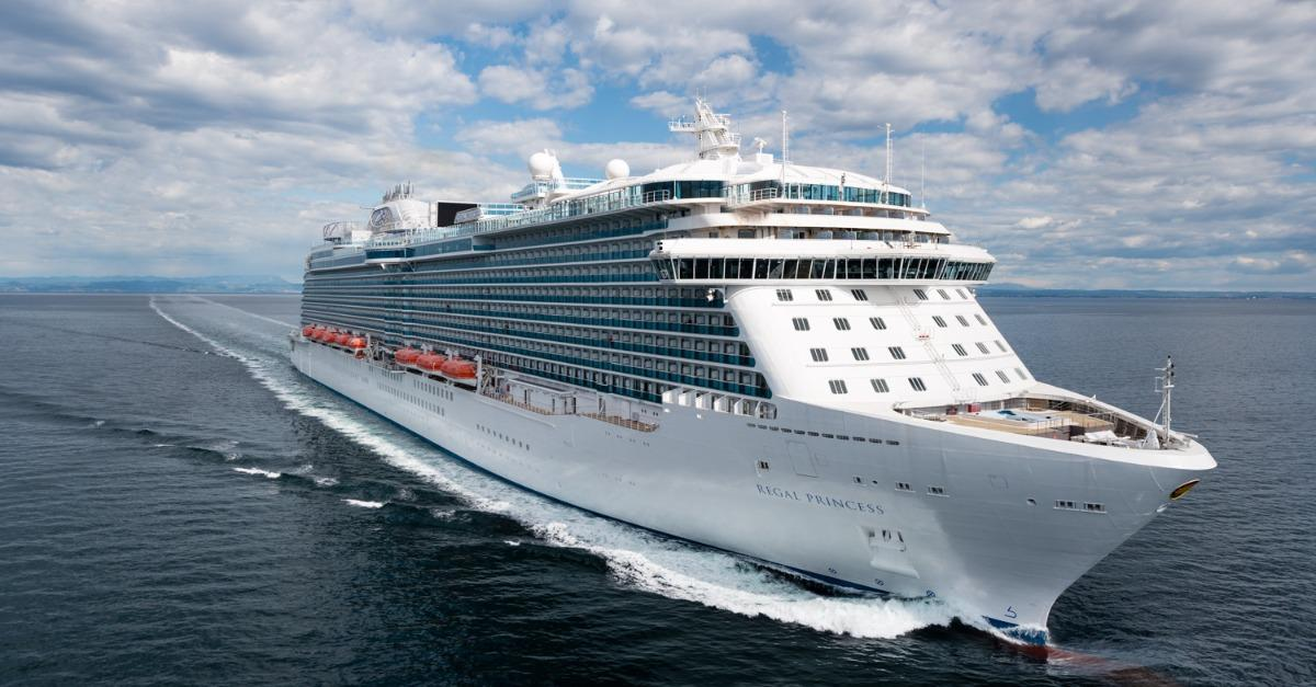 See 31 Pictures of Princess s Stunning New Ship