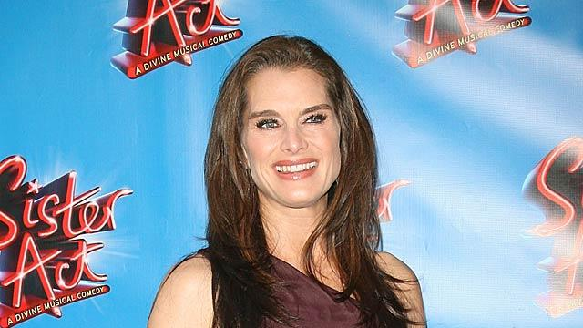 Brooke Shields Sister Act Opng Night