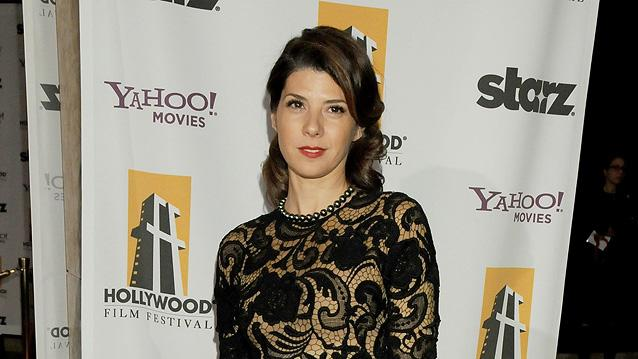 Hollywood Film Festival Awards Gala 2008 Marisa Tomei