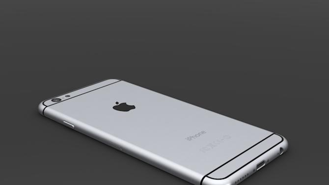 Absolutely gorgeous images show the iPhone 6 like you've never seen it before