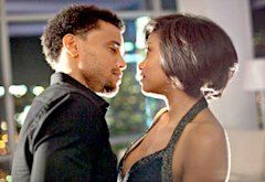 Michael Ealy, Taraji P. Henson | Photo Credits: Ron Batzdorff/Screen Gems Productions, Inc.