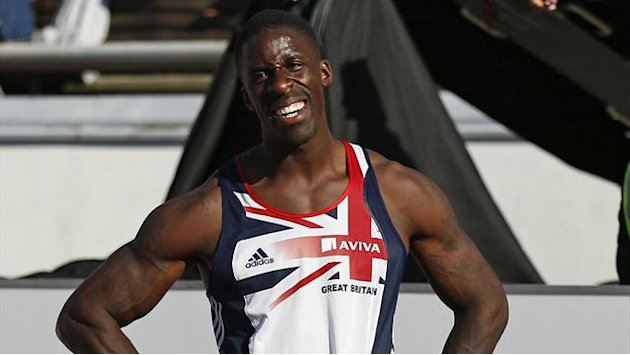 Chambers in GB athletics squad