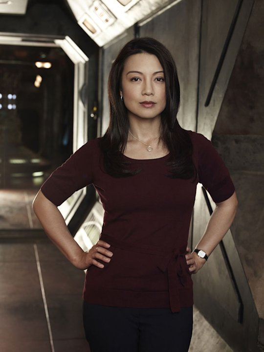 Ming-Na stars as Camile Wray in &quot;Stargate Universe.&quot; 