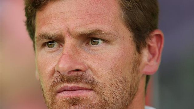 Andre Villas Boas (PA Photos)