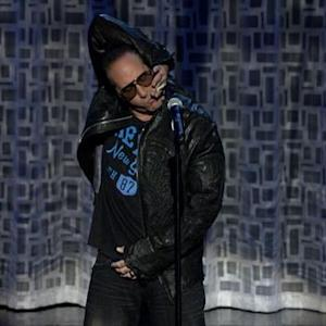 Andrew Dice Clay Brings Back His Nursery Rhymes for Arsenio
