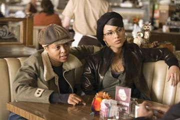 Taraji Henson and Alicia Keys in Universal Pictures' Smokin' Aces