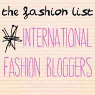 The Fashion List: International Fashion Blogger Style