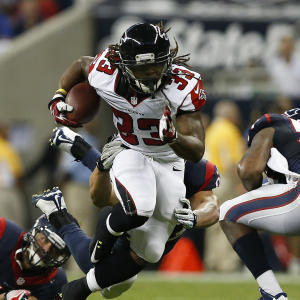 Devonta Freeman looking to soar with Falcons