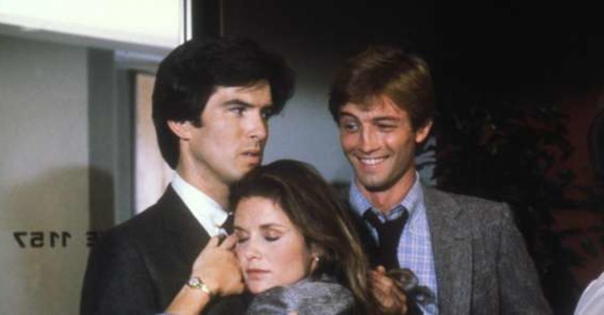 Then and Now: Remington Steele