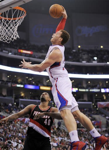 Clippers beat Blazers 98-97 for 4th straight win