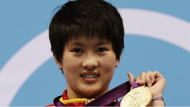 London 2012 - Chinese athletes rake in London rewards
