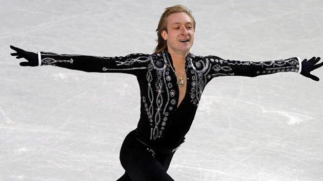 Yevgeny Plushenko