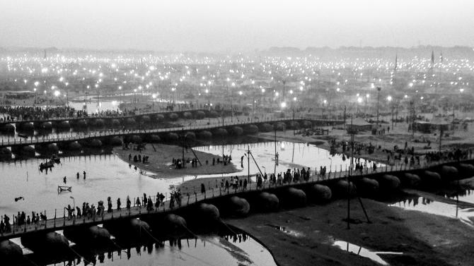 iPhone Panoramics Of The Kumbh Mela