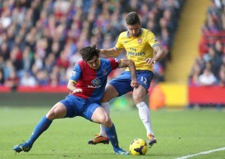Soccer - Barclays Premier League - Crystal Palace v Arsenal - Selhurst Park