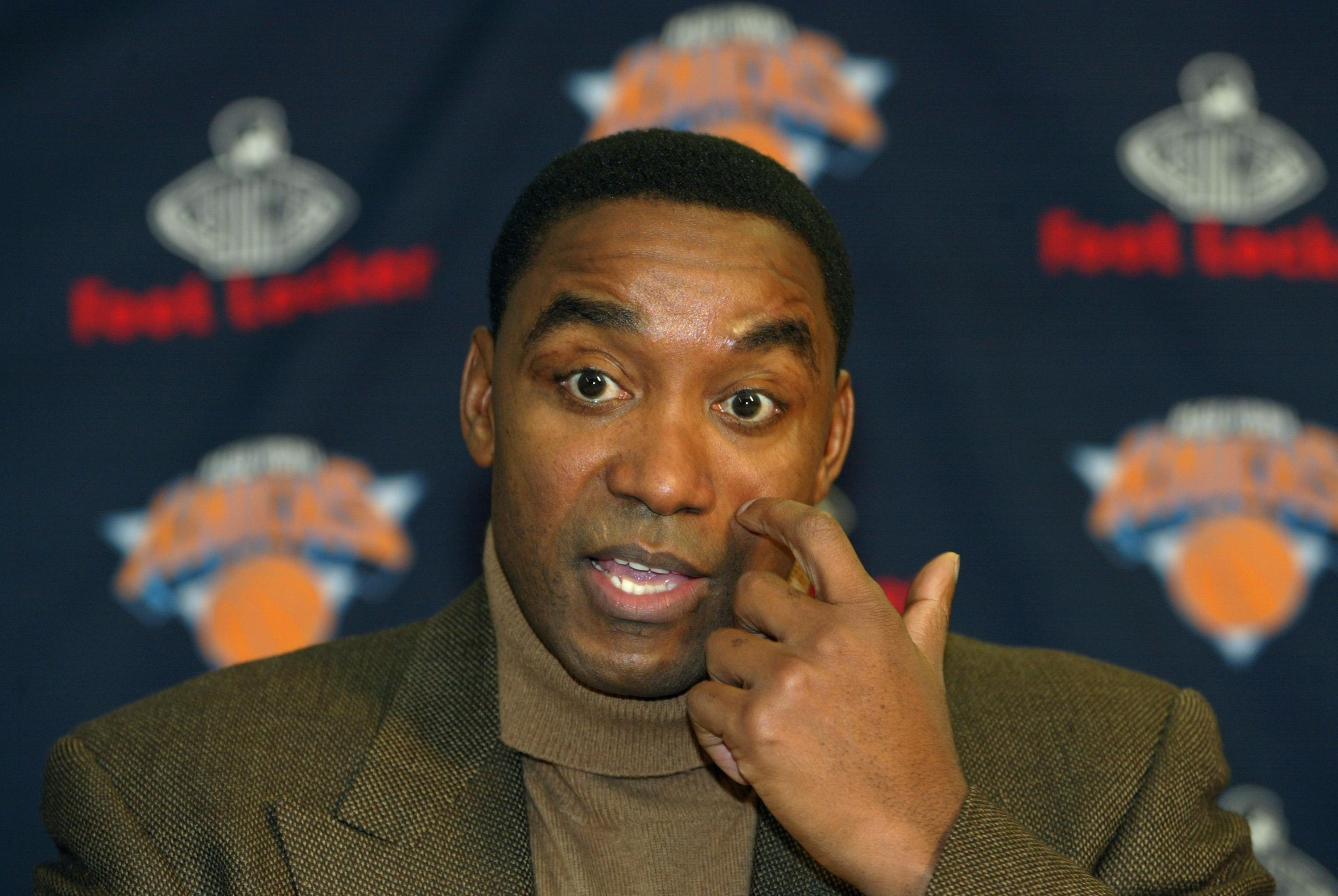 Isiah Thomas doesn't reject idea of eventual return to NBA