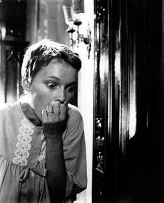 Mia Farrow in Paramount Pictures' Rosemary's Baby