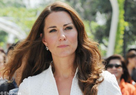 Des photos de Kate Middleton topless  dans la presse franaise