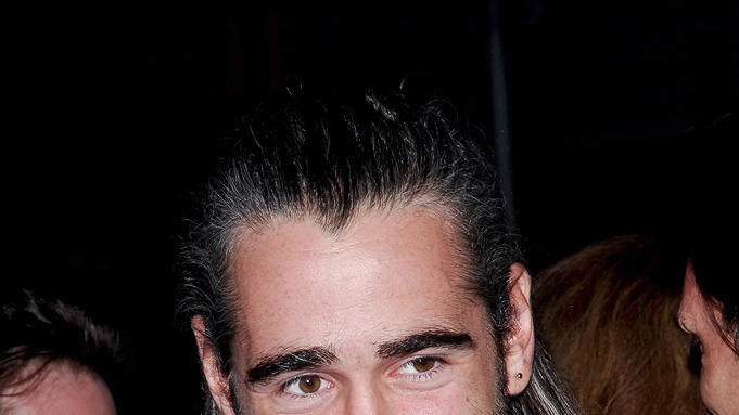 Pride and Glory NY Premiere 2008 Colin Farrell