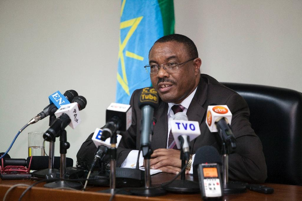 Ethiopia's Hailemariam re-elected prime minister