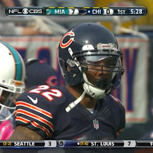 Week 7: Chicago Bears running back Matt Forte highlights