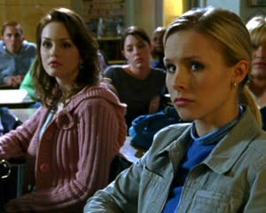 Veronica Mars Movie Recasts Leighton Meester