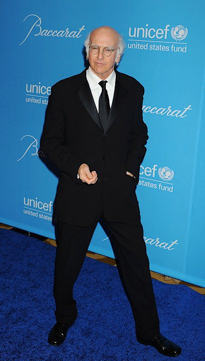 David Larry UNICEF Ball