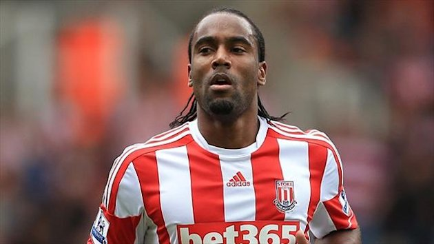 Stoke striker Cameron Jerome escaped a suspension but was fine £50,000 for breaching betting rules (PA Photos)