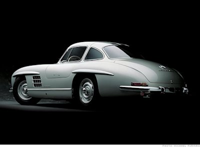 1955 Merecedes-Benz 300 SL Gullwing Coupe