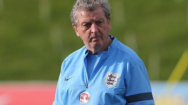 Roy Hodgson hopes England can leap straight to the World Cup finals without the need of a safety net