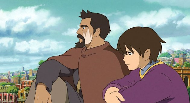 Tales from Earthsea Production Stills Walt Disney 2010