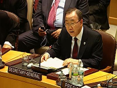 UN: 'Strongly Condemn' North Korea Nuke Test