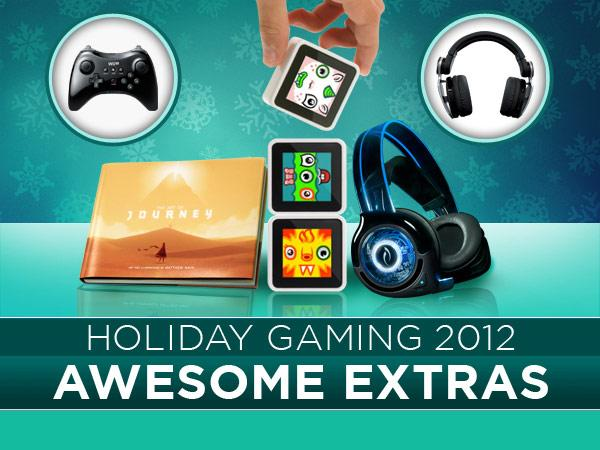 Holiday Gaming 2012: Awesome Extras