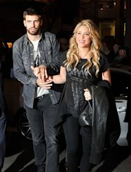 Shakira Holds Baby Shower for Charity