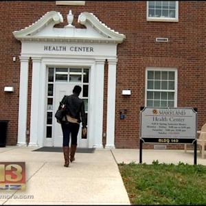 Growing Number Of UMd. Students Contracting Viral Meningitis