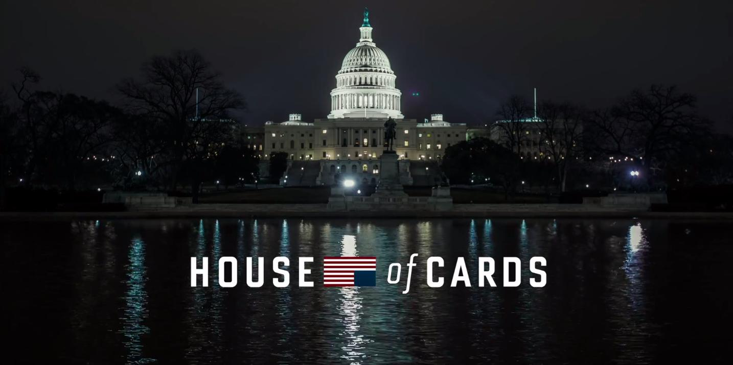Watch House of Cards season 3 on Netflix right now