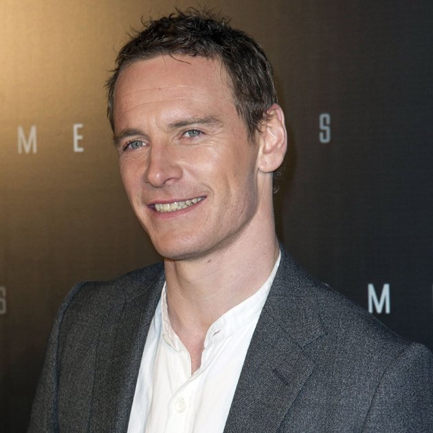 10.  Michael Fassbender  Prometheus: He may have been a cold and calculating robot in Prometheus but there is still something intriguingly attractive about Mr Fassbender. [REX]