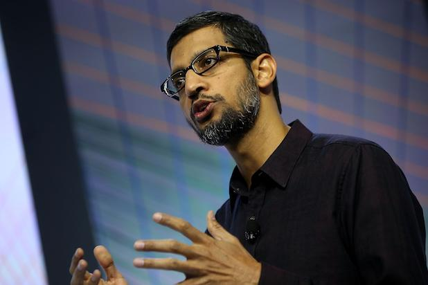 Google CEO Sundar Pichai Scores $200 Million Stock Award