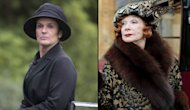 O'Brien, Martha Levinson in PBS' Masterpiece series 'Downton Abbey' -- Giles Keyte/Carnival Film & Television Limited 201