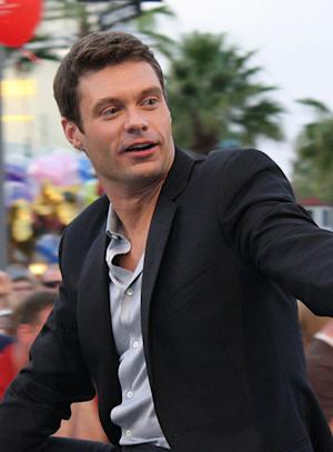 Ryan Seacrest tweeted his support to Whitney Houston's family.