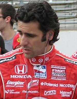A Fan's Look: Dario Franchitti Didn't Defend Championship, but …