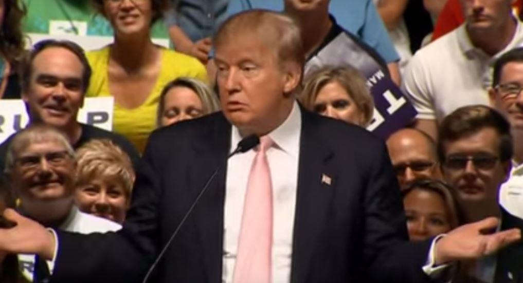 Donald Trump Pledges Allegiance To GOP – And Kanye West