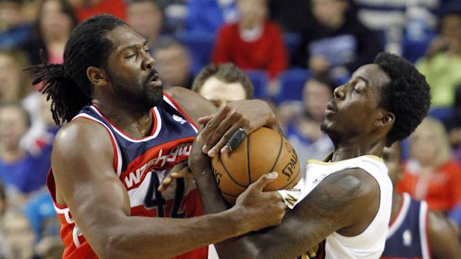 Pelicans hold off Wizards, 93-89 at Rupp Arena
