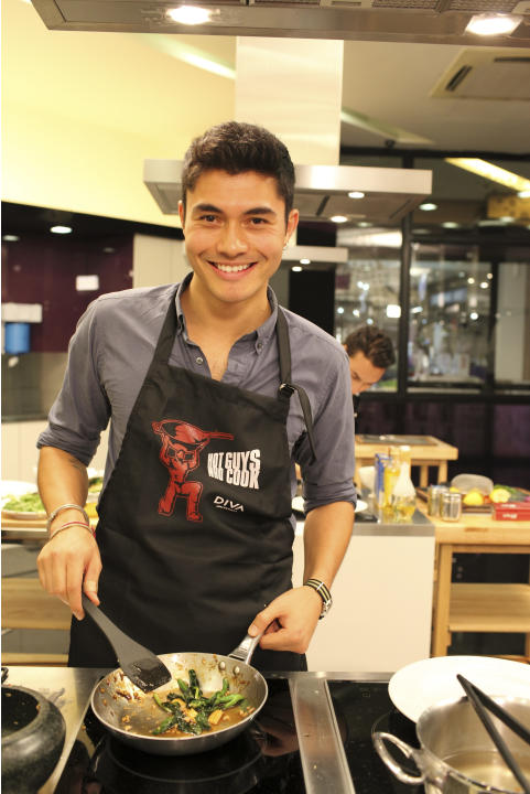 Meet the contestants of Hot Guys Who Cook season 2