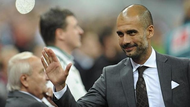 Pep Guardiola on his Bundesliga debut with Bayern