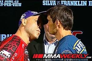 UFC 147 Bonuses: Silva, Franklin, Damm and Vinicius Earn $65,000 Each