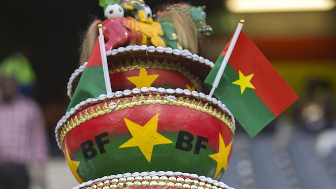 Burkina Faso v Zambia - 2013 Africa Cup of Nations: Group C