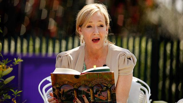 J.K. Rowling Pens 'Harry Potter' Spinoff Script